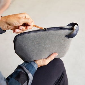 Bellroy Desk Pouch | Flexible Standing Pouch, Easy. Access