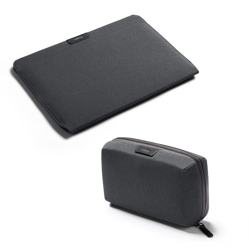 Bellroy Digital Nomad Set: Laptop Sleeve + Tech Kit - Bellroy in Malaysia - Storming Gravity