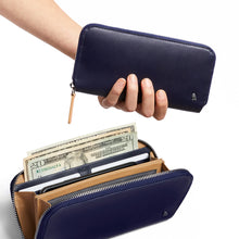 Bellroy Folio | Leather Zip Folio Wallet - Bellroy in Malaysia - Storming Gravity