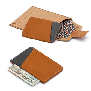 Bellroy Micro Sleeve - Slim Leather Card Holder Wallet - Bellroy in Malaysia - Storming Gravity
