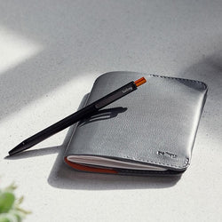 Bellroy Notebook Cover & Pen - Bellroy in Malaysia - Storming Gravity