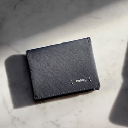 Bellroy Slim Sleeve Woven | Leather-free Bifold Wallet