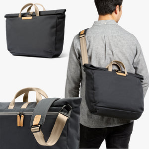 Bellroy System Work Bag | Laptop Messenger, Water-Resistant Material - Bellroy in Malaysia - Storming Gravity
