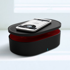Oaxis Bento - Powered by Induction Technology. The True Wireless Speaker - Oaxis Malaysia - Storming Gravity