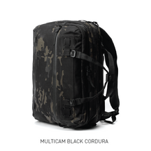 Black Ember Forge | 20-30L Expandable 3-Way Commuter Pack