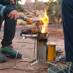 BioLite CampStove 2: Fire Gets An Upgrade