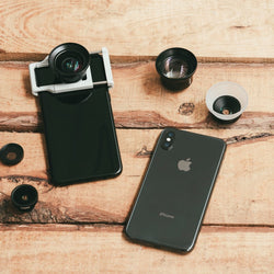 bitplay AllClip - The Universal Lens Clip for Smartphones