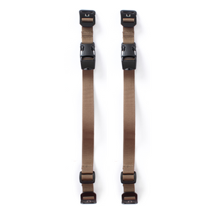 Black Ember SR Buckle Strap (Set of Two)