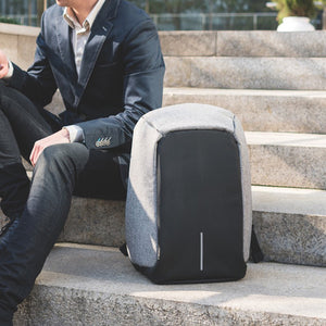 Bobby Original - The best Anti Theft Backpack - XD Design Malaysia - Storming Gravity