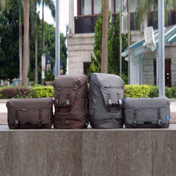 CabinR - Electronic Anti-theft Travel Backpack & Messenger Bag