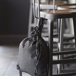 Loctote Lock Sack - The super-tough anti-theft drawstring backpack - Loctote - Storming Gravity