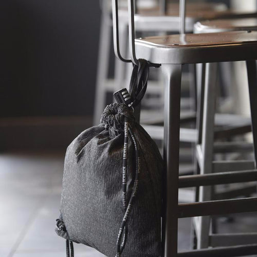 Loctote Lock Sack - The super-tough anti-theft drawstring backpack