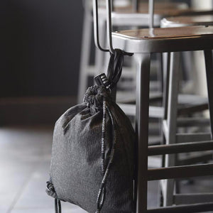 Loctote Lock Sack - The super-tough anti-theft drawstring backpack - Loctote Malaysia - Storming Gravity