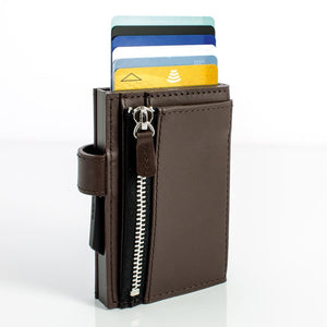 CASCADE SNAP ZIPPER Wallet - Ögon Designs in Malaysia - Storming Gravity