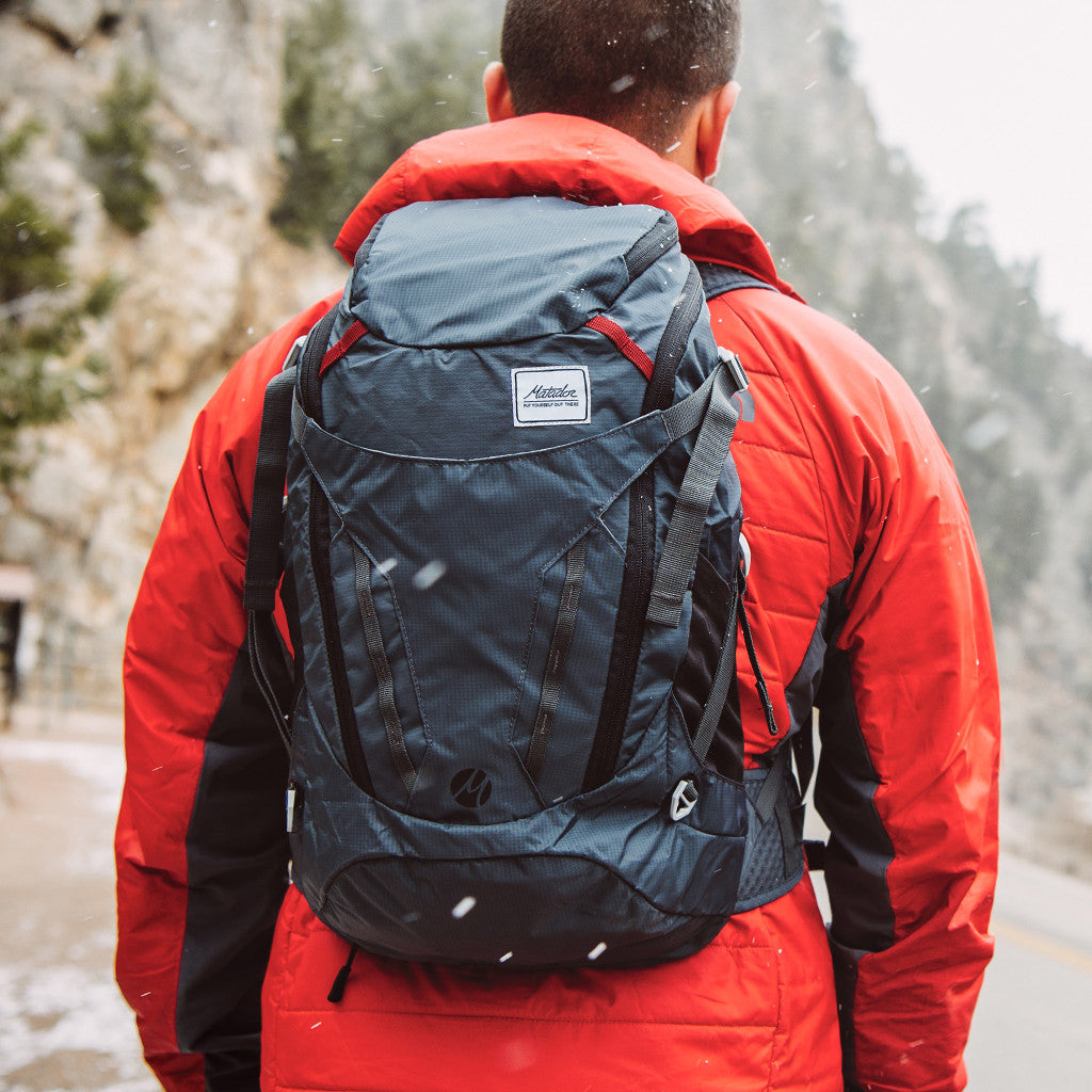 Matador Beast28 Packable Technical Backpack - Matador Malaysia - Storming Gravity