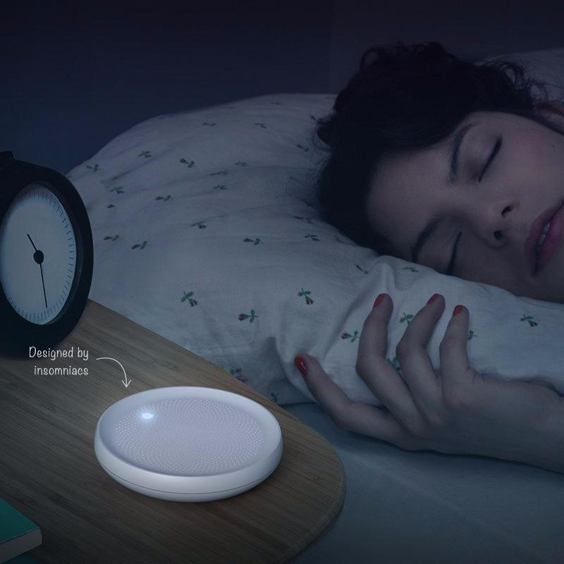 Dodow Sleep Lamp V3 - Helps you fall asleep in 8 mins - My Dodow in Malaysia - Storming Gravity