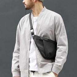 FINO IV | Ultra-Slim Hybrid Sling Pack - Sleek & Versatile (Ship out by early May)