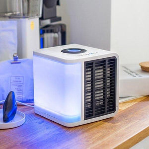 Evapolar - World's First Personal Air Conditioner - Evapolar Malaysia - Storming Gravity
