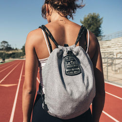 Loctote Flak Sack SPORT - The theft-resistant bag for athletes & active lifestyles (Single Layer)