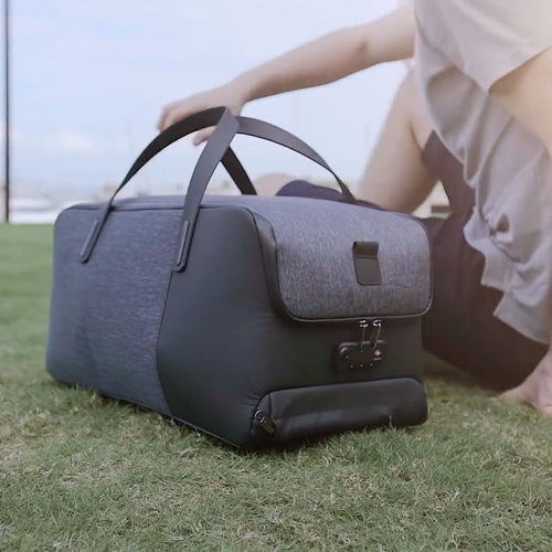 FlexPack Go - The Best Functional Anti-theft Duffle Bag - Korin Design Malaysia - Storming Gravity