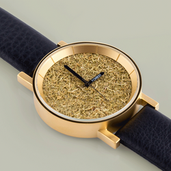 Gold Forrest - Designer Timepiece by Forrest - Forrest in Malaysia - Storming Gravity