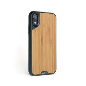 Mous - Real Wood Case for iPhone X / Xs / Xs Max / XR - Mous Malaysia - Storming Gravity