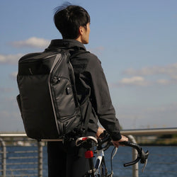 Instinct Backpack - For creators, explorers and those who never settle for less - Instinct London Malaysia - Storming Gravity