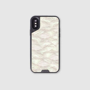Mous - Real Shell Case for iPhone X / Xs / Xs Max / XR - Mous Malaysia - Storming Gravity