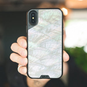 Mous - Real Shell Case for iPhone X / Xs / Xs Max / XR - Storming Gravity