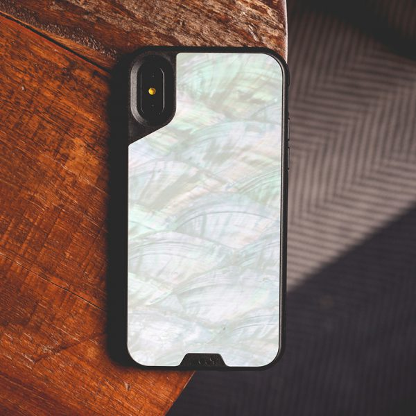 Mous - Real Shell Case for iPhone X (Pre-Order)