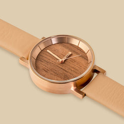 Ivory Wood - Designer Timepiece by Forrest - Forrest Malaysia - Storming Gravity
