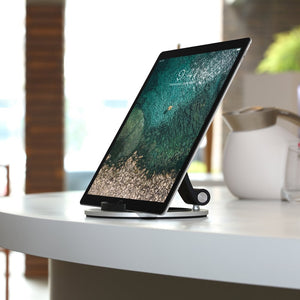 Encore™ - Designer iPad Desktop Stand - Just Mobile in Malaysia - Storming Gravity