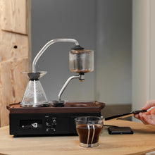 Barisieur 2.0 - Automatic Immersion Brewer with Alarm Clock