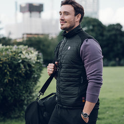 8K Flexwarm Mens Gilet - Revolutionary Heated Apparel - 8K Flexwarm in Malaysia - Storming Gravity