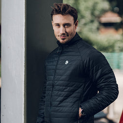 8K Flexwarm Mens Jacket - Revolutionary Heated Apparel - 8K Flexwarm Malaysia - Storming Gravity