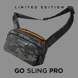 Alpaka Go Sling Pro X-Pac Multicam - Limited Edition