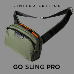 Alpaka Go Sling Pro X-Pac Forest - Limited Edition