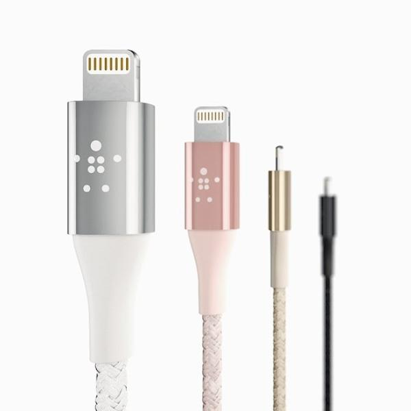 Belkin MIXIT↑™ DuraTek™ Lightning to USB Cable - Belkin Malaysia - Storming Gravity