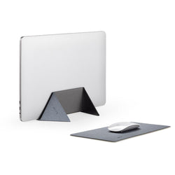 MOFT U - 2-in-1 Vertical Laptop Stand & Mousepad - MOFT in Malaysia - Storming Gravity