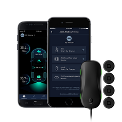 ZUS® Smart Tire Safety Monitor - Nonda in Malaysia - Storming Gravity