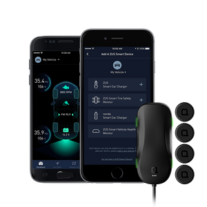 ZUS Smart Tire Safety Monitor - Nonda Malaysia - Storming Gravity