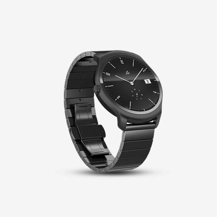 Ticwatch Classic - Stylish smart watch for business - Mobvoi Malaysia - Storming Gravity