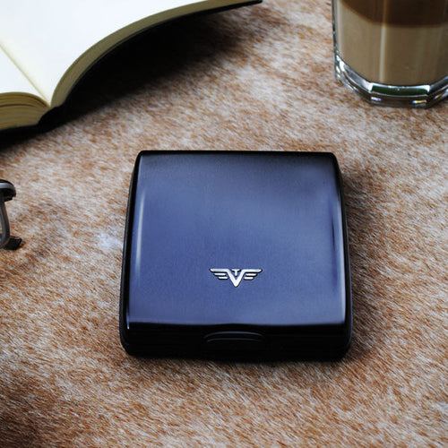 TRU VIRTU Wallet | Money & Cards Classic | Designed In Germany - Tru Virtu - Storming Gravity