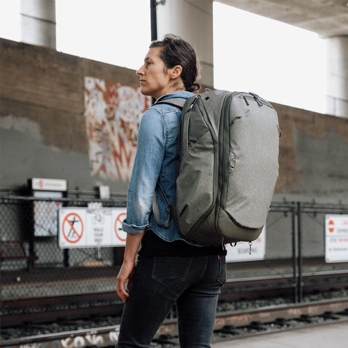 Travel Backpack 45L - Peak Design - Peak Design in Malaysia - Storming Gravity