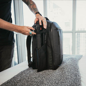 The 35L Camera & 21L Cube Pack: Peter McKinnon X NOMATIC - NOMATIC in Malaysia - Storming Gravity