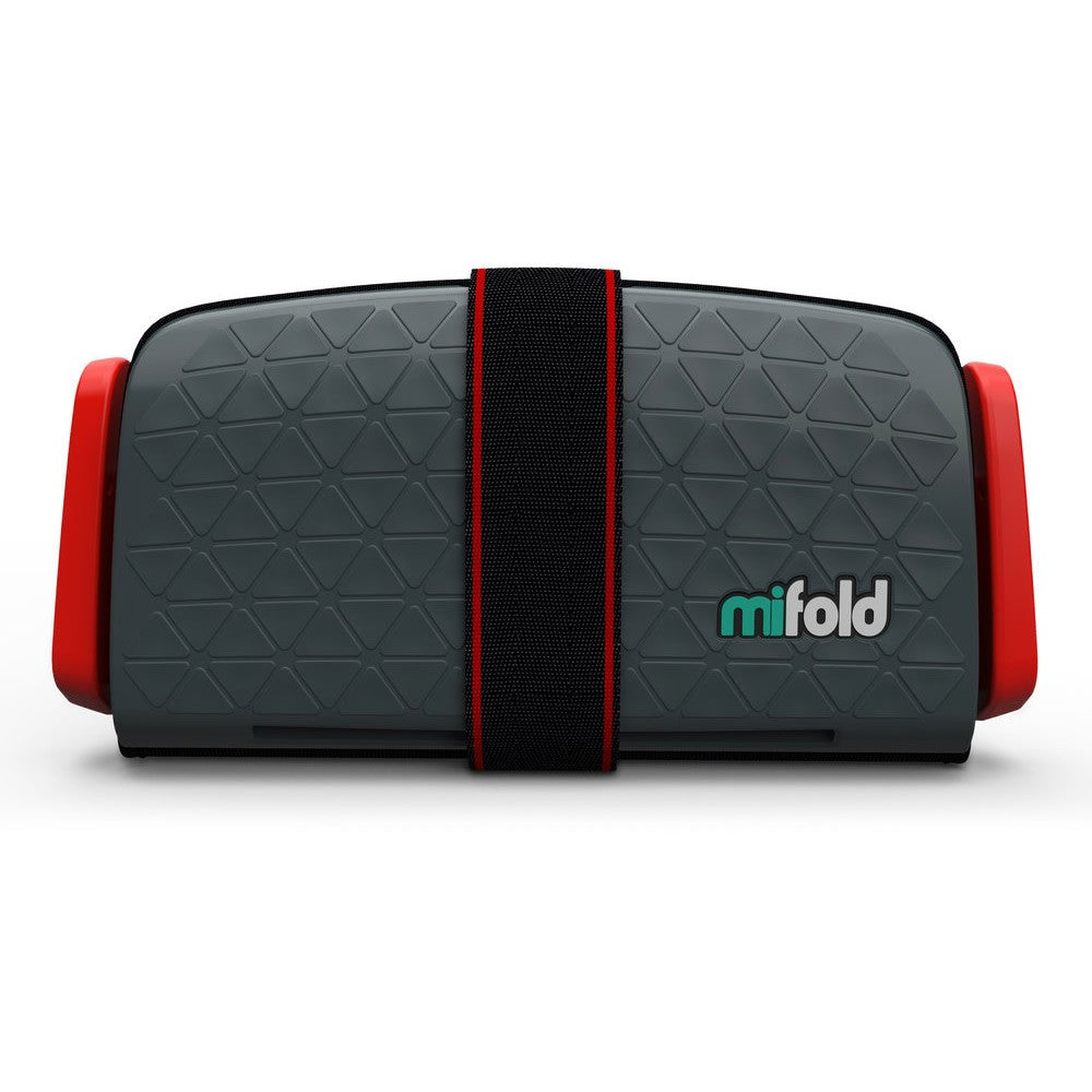 mifold in-car children safety seat - the Grab-and-Go Booster seat - Carfoldio Malaysia - Storming Gravity