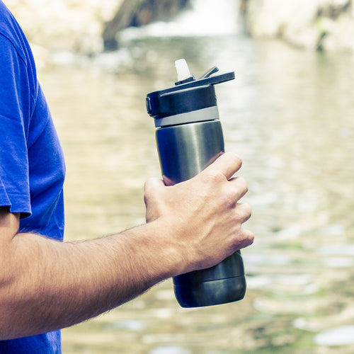 Quokka Stainless Steel Bottle - Spring Version - Quokka in Malaysia - Storming Gravity