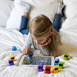 Tangiplay: Tangible Coding Learning Toys for Kids