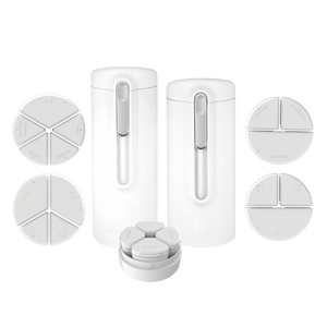 Skin & Shower Set 2.0 - Travel with Liquid Made Simple - TIC Design Malaysia - Storming Gravity