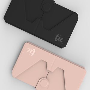 Tic Holder - Card-sized foldable holder for Phone / Mask - TIC Design in Malaysia - Storming Gravity